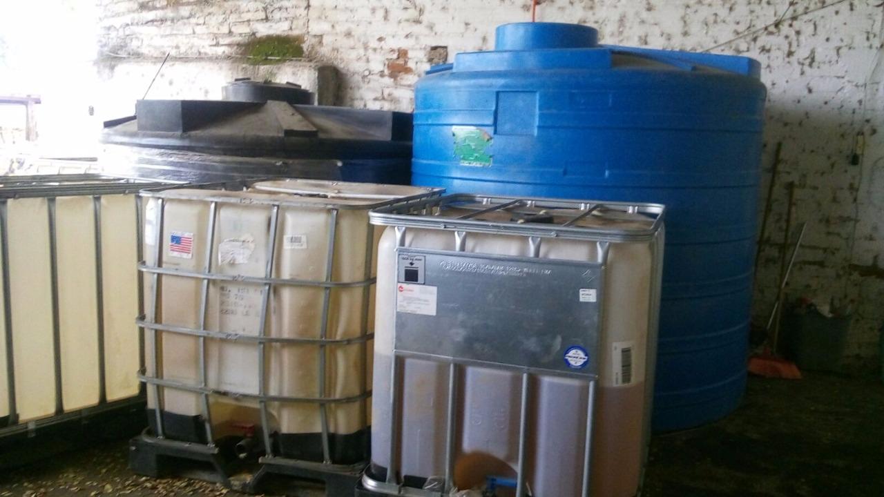 Aseguran SSP y Sedena inmueble con hidrocarburo en Tanhuato