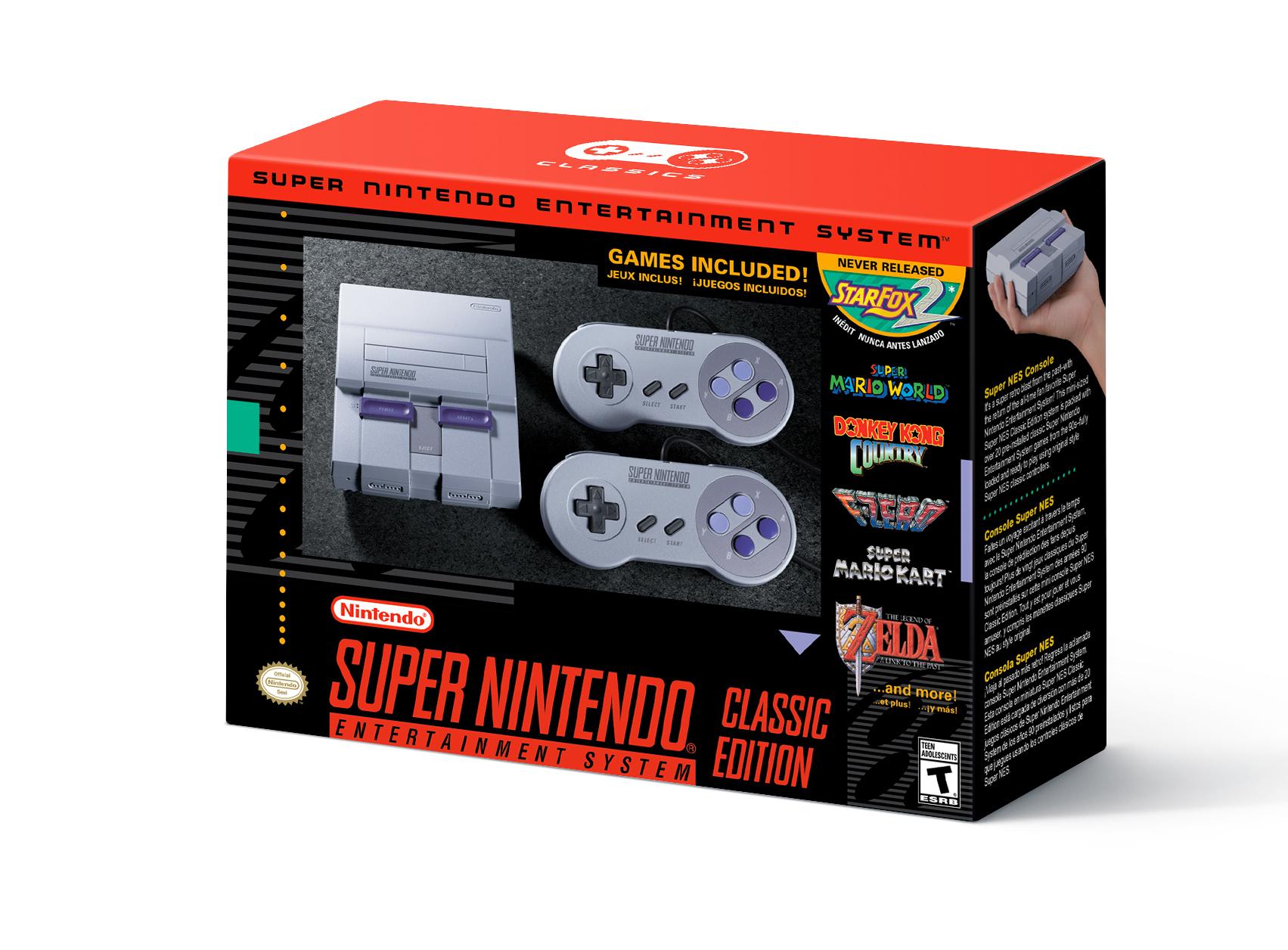 Photo of Nintendo confirma el lanzamiento del MiniSnes.