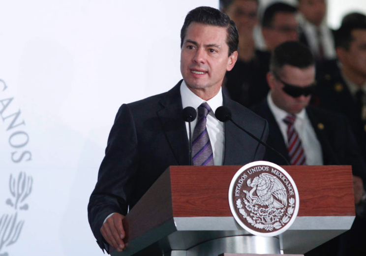 """""""No saben lo difícil y duro que es ser presidente"""": EPN a candidatos"""