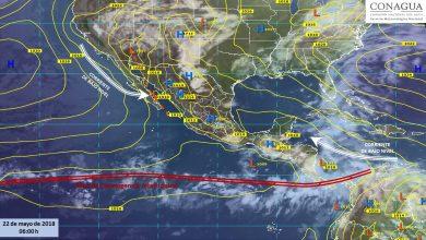 Clima: Para Morelia se espera una máxima de 27°C y una mínima de 14°C
