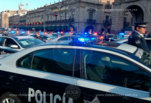 Realiza Martínez Alcázar pase de lista a fuerza policiaca municipal