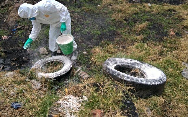 Cerca de 17 mil beneficiados en campaña contra dengue, chikungunya y zika en Morelia