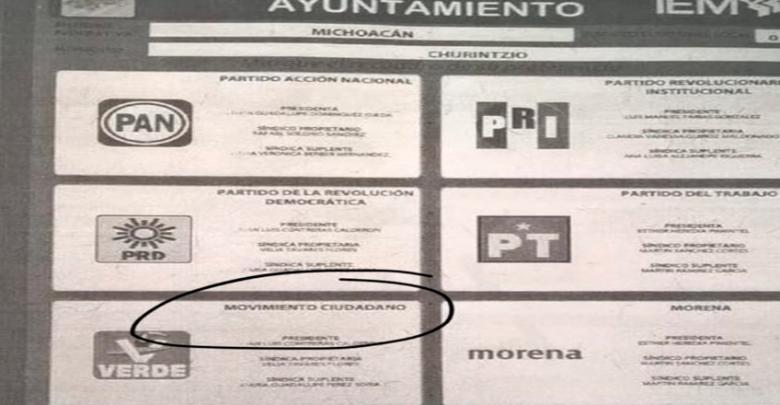 A tres días de la elección, denuncian irregularidades en boletas electorales