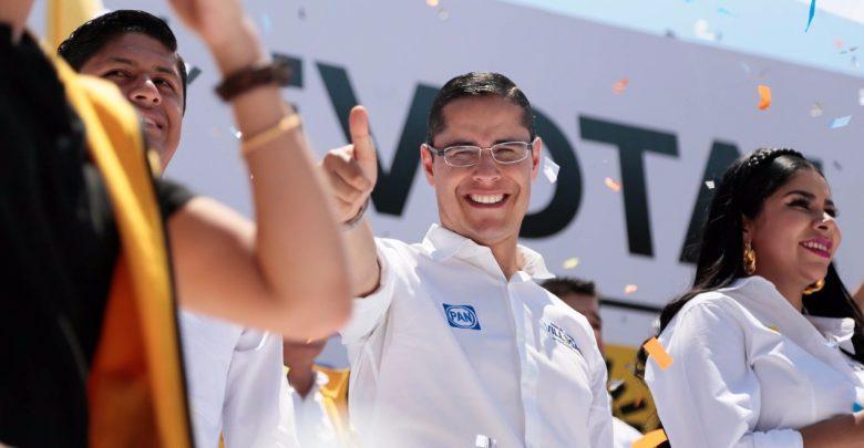Campaña basada en resultados, no en promesas: Miguel Ángel Villegas