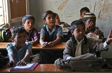 Clases de felicidad, la nueva materia en las escuelas de la India