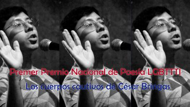 Photo of SirenoBlues escribe: Premio LGBTTTI y Los cuerpos cautivos de César Bringas