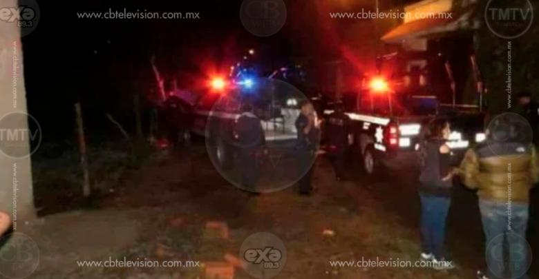 En Morelia:Sicarios ingresan a domicilio y ejecutan a un hombre