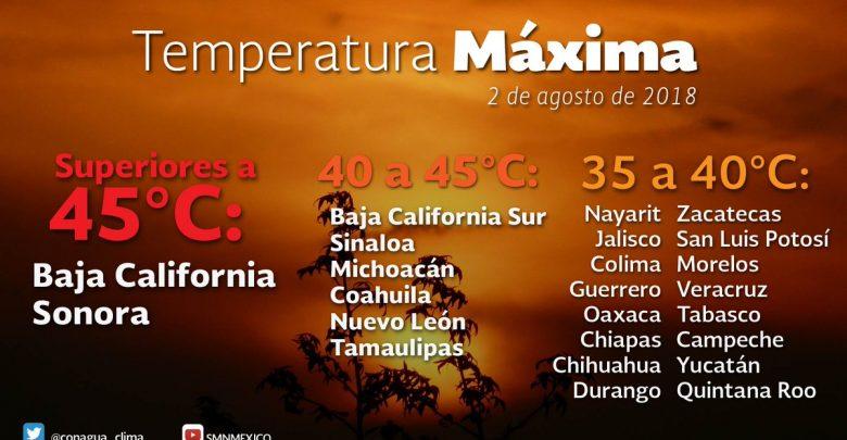 Clima: Para este jueves se prevé ambiente caluroso en Morelia