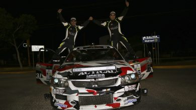 Photo of Pilotos morelianos lideran el campeonato mexicano de rallies