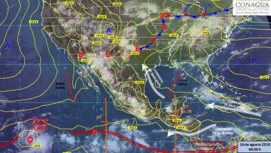 Conoce el clima para este miércoles en Michoacán