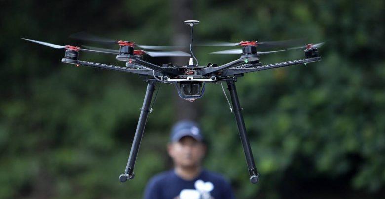 Utilizaba un dron para robar en casas de la CDMX