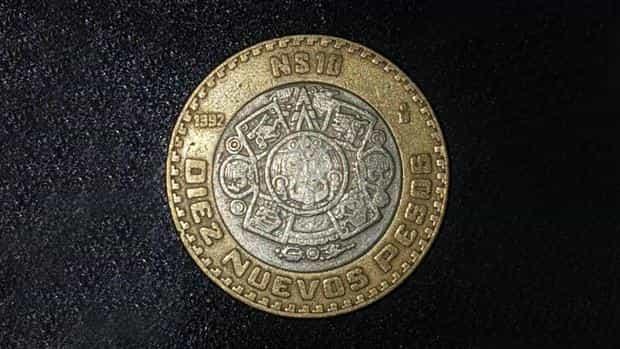 Monedas de 10 pesos podrían valer hasta 2 mil pesos