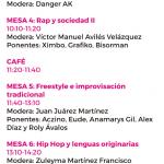 Morelia será sede de la primera Cumbre Latinoamericana de Rap: Voces del Hip Hop