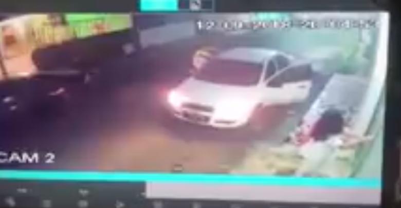 VIDEO: Tres sujetos secuestran a una estudiante de medicina
