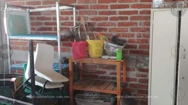 Asaltan comedor comunitario en Apatzingán