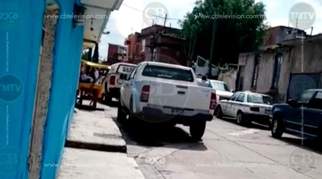 MORELIA: Muere mecánico aplastado por un auto