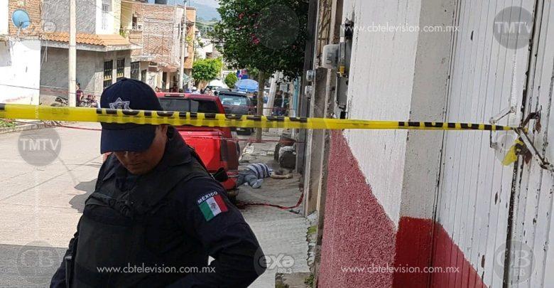 Asesinan a tres personas, entre ellos una niña de seis años en Jacona