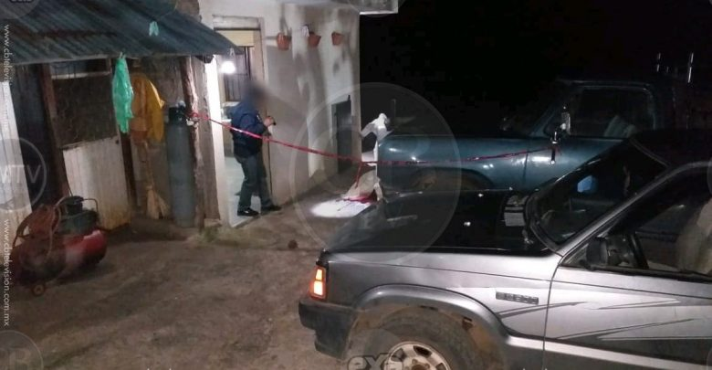 Asesinan a septuagenario en Teremendo Jasso, Morelia