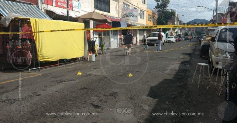 Cuentahabiente es baleado en un intento de robo en la colonia Ventura Puente