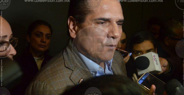 Gobernador pide a presidentes municipales hacer uso adecuado de presupuestos de seguridad