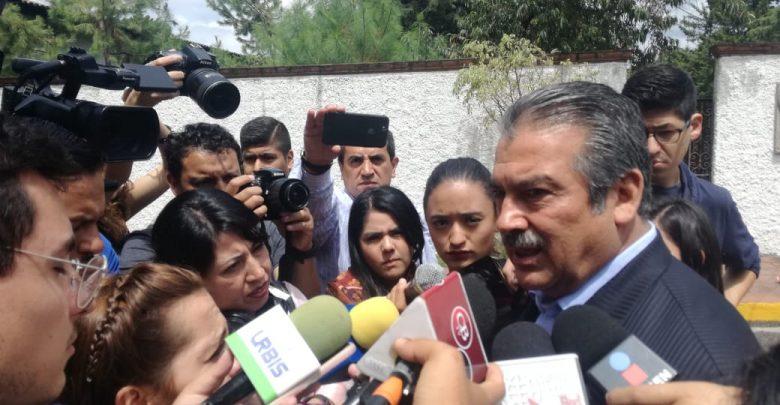 El Presidente Municipal de Morelia, Raúl Morón Orozco