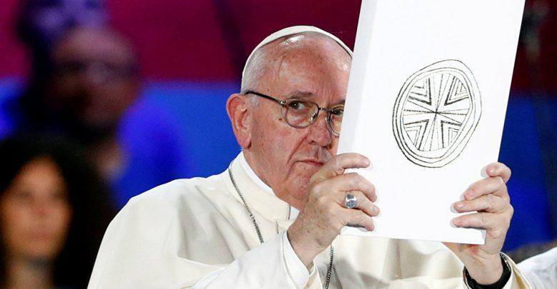 Papa Francisco culpa al diablo por escándalos sexuales de la Iglesia