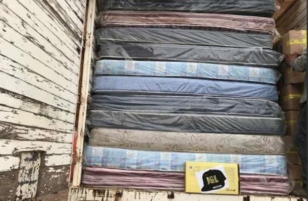 Llega supuesto apoyo de 'El Chapo' a damnificados de Sinaloa