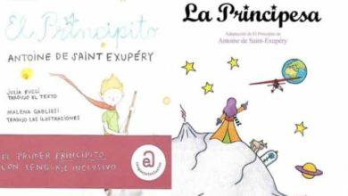 Lanzan 'El Principito' en versión feminista con lenguaje inclusivo