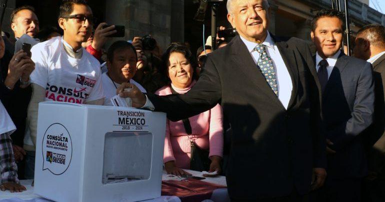 Defiende Morena consulta por NAICM