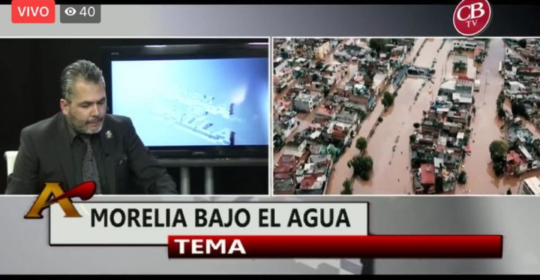 Hay que repartir las culpas de las inundaciones entre la ciudadanía y las autoridades: Alianza Multimedia