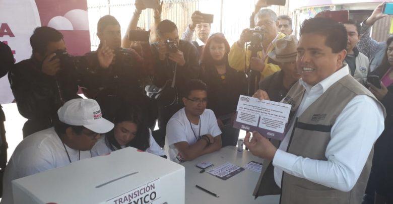 Futuro de Aeropuerto de la CDMX, en manos de la ciudadanía