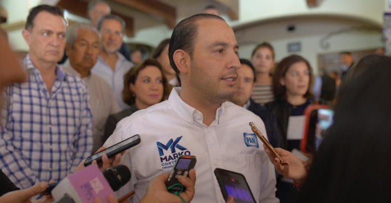 Imparcialidad en selección de candidatos, compromete Marko Cortés