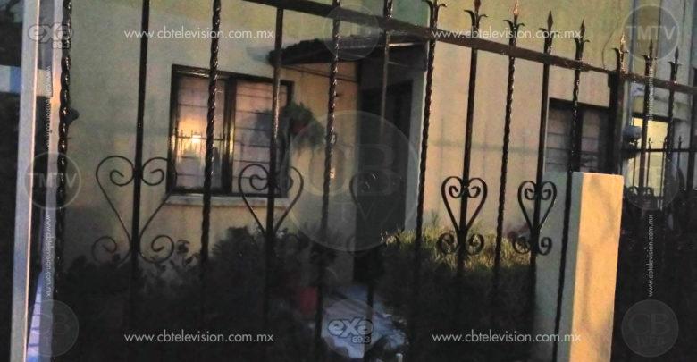 Asesinan a anciana en Morelia para robarle sus pertenencias