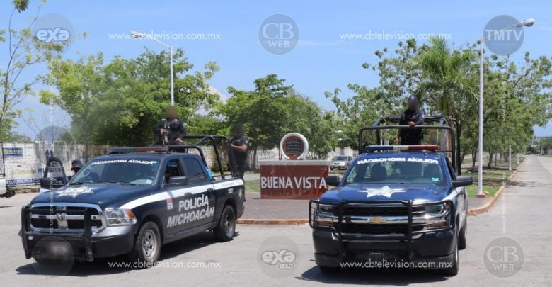 SSP coloca filtros de vigilancia en Buenavista