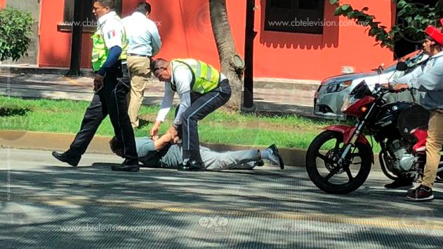 Arrestan a un hombre por protagonizar una riña en avenida Camelinas