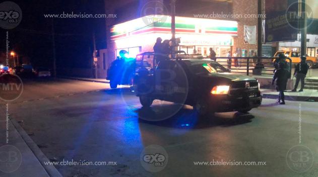 Mueren dos presuntos criminales en enfrentamiento con policía de Tamaulipas