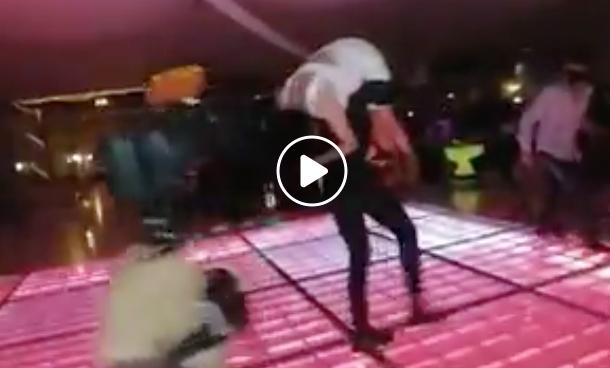 """VIDEO: Festeja sus XV al estilo narco y presenta """"violento"""" vals"""