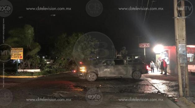 Se reporta un tiroteo y una persecución en Reynosa