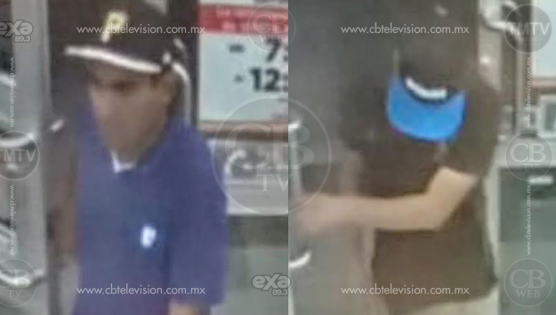 Delincuentes asaltan tienda en Canteras de Morelia