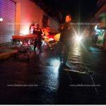 """Un muerto y dos heridos deja atentado a balazos en el bar """"Las Ranas"""" de Uruapan"""