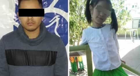 Dictan un año de presión preventiva a sujeto que violó y estranguló a Camila de 7 años en Chihuahua