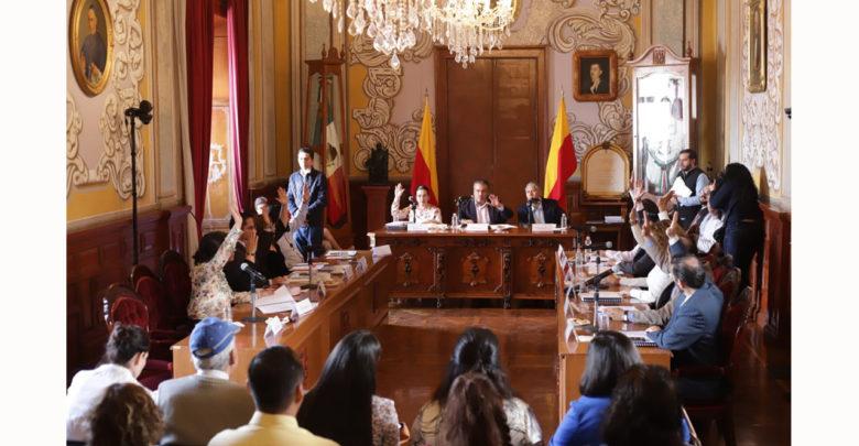 El Presidente Municipal, Raúl Morón y Cabildo promoverán cuidado de los recursos públicos