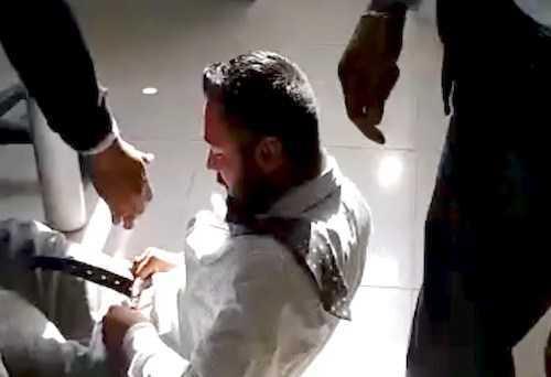 """Empleados del Ministerio Público de Ecatepec se graban jugando a """"bajarse los pantalones"""" ante la actual ola de violencia"""