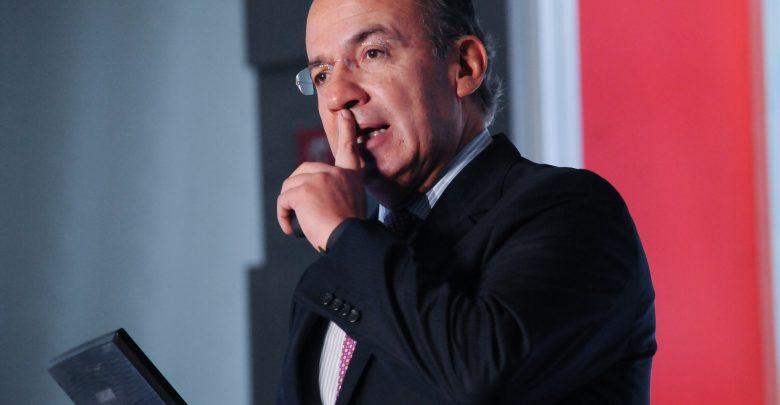 Felipe Calderón espera que al quitarle su pensión, AMLO apoye a niños con cáncer como él lo hace