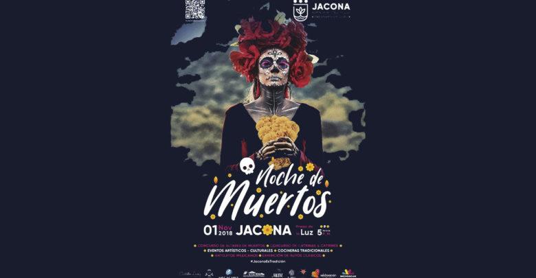 Jacona invita a Noche de Muertos en Presa de La Luz