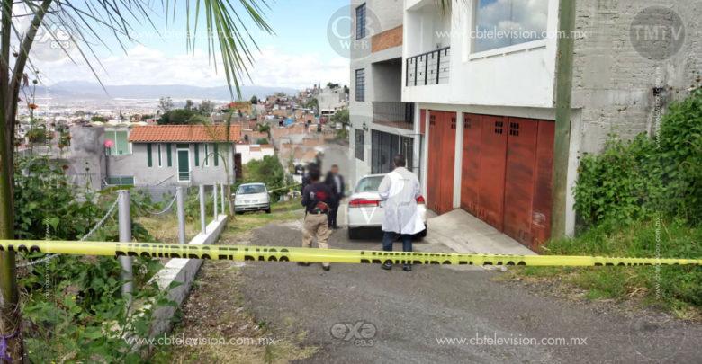 Vendedor de bienes raíces fue encontrado muerto en un departamento en Lomas del Punhuato