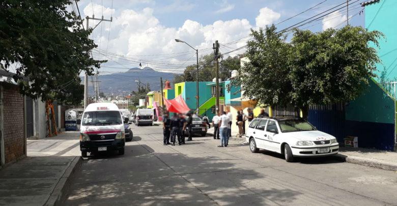 Policía moreliano es baleado al evitar agresión contra conductor de automóvil
