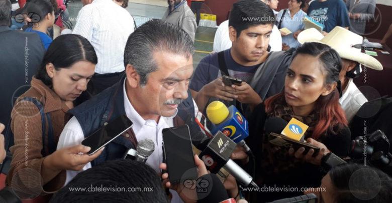 Reitera alcalde de Morelia, renovación de iluminación pública sin deuda