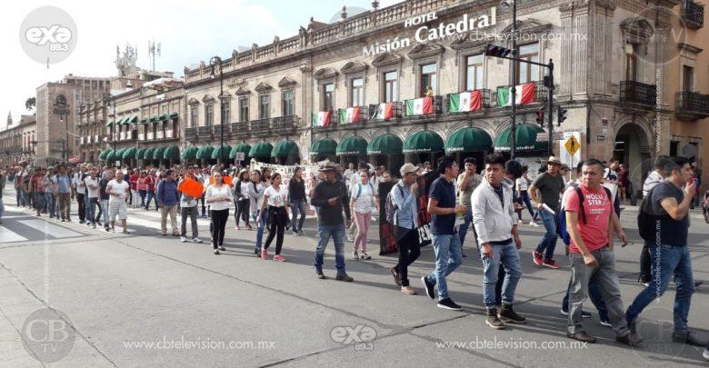Saldo blanco en afectaciones a edificios por marcha del 2 de octubre