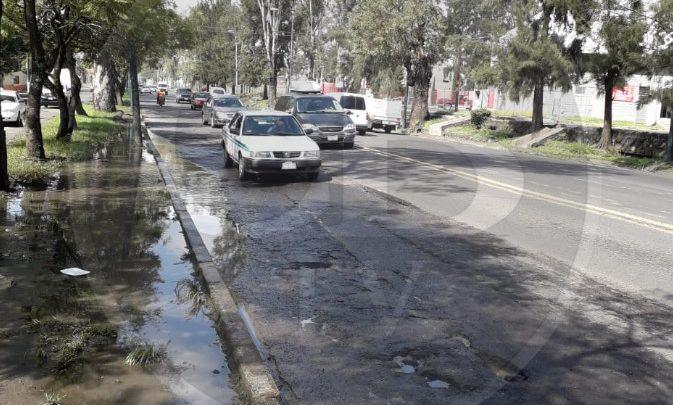 Vigente y en uso el seguro contra baches del Ayuntamiento de Morelia